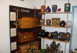 Cercueils et urnes pf bloyet